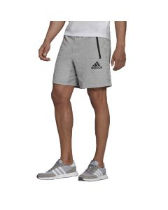 Shop adidas Performance AEROREADY Designed to Move Sport Mens Shorts Grey Black at Studio 88 Online