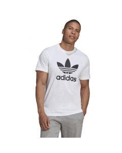 Shop adidas Originals Trefoil T-shirt Mens White Black at Studio 88 Online
