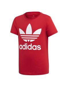 Shop adidas Originals Trefoil T-shirt Kids Red White at Studio 88 Online