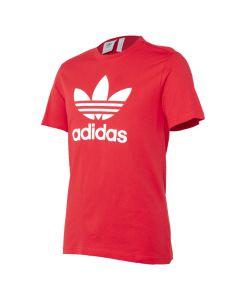 Shop adidas Originals Trefoil T-shirt Youth Red White at Studio 88 Online