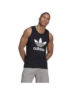 Shop adidas Originals Trefoil Tank Top Men Black White at Studio 88 Online