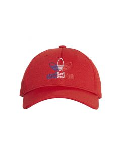 Shop adidas Originals Baseball Classic Trefoil Cap Scarlet Red at Studio 88 Online