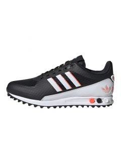 adidas Originals LA Trainer 2 Mens Black White