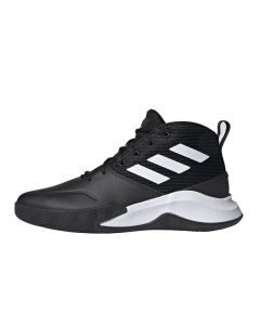 Shop adidas Performance Own the Game Mens Black White at Studio 88 Online