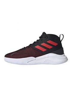 Shop adidas Performance Ownthegame Mens Core Black Vivid Red Cloud White at Studio 88 Online