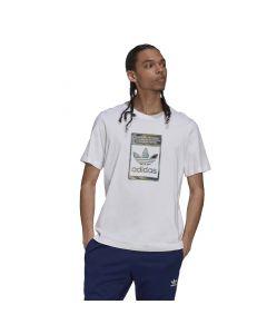 Shop adidas Originals Camo Pack T-shirt Mens White at Studio 88 Online