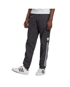 Shop adidas Originals 3D Trefoil Stripe Track Pants Mens Black White at Studio 88 Online