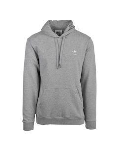Shop adidas Originals Essential Hoodie Mens Medium Grey at Studio 88 Online