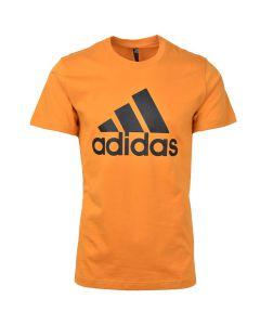 Shop adidas Originals SJ T Focus T-shirt Mens Glow Orange Black at Studio 88 Online