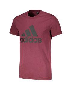 Shop adidas Performance Victory Mens T-Shirt Crimson Black at Studio 88 Online