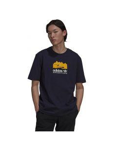 Shop adidas Originals Logo Mens T-shirt Legend Ink at Studio 88 Online