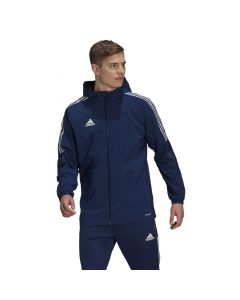 Shop adidas Performance Tiro 21 Windbreaker Jacket Mens Navy Blue at Studio 88 Online