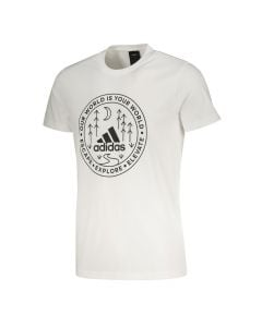Shop adidas Performance XPLR T-shirt Mens White at Studio 88 Online