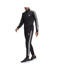 Shop adidas Performance Essentials 3-Stripes Tracksuit Mens Black at Studio 88 Online