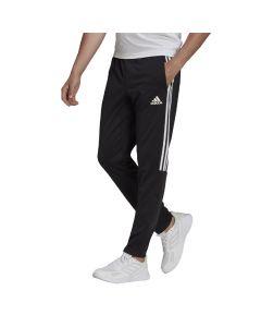 Shop adidas Performance Sereno Slim Tapered Cut 3-Stripes Pants Black at Studio 88 Online
