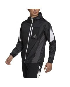 Shop adidas Performance Designed to Move Jacket Mens Black at Studio 88 Online