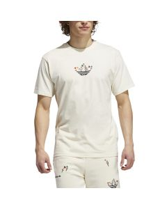 Shop adidas Originals Trefoil Bloom T-shirt Mens Non-Dyed at Studio 88 Online