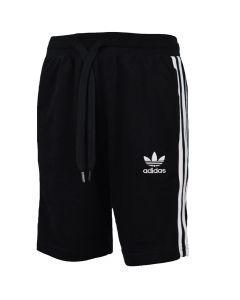 Shop adidas Originals Classic Shorts Youth Black White at Studio 88 Online