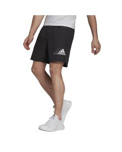 Shop adidas Performance Essentials Logo Woven Shorts Mens Black at Studio 88 Online