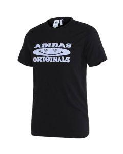 Shop adidas Originals OG.A.T.T. Smile T-shirt Mens Black at Studio 88 Online