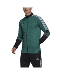 Shop adidas Performance Tiro Jacket Mens Sub Green Black at Studio 88 Online