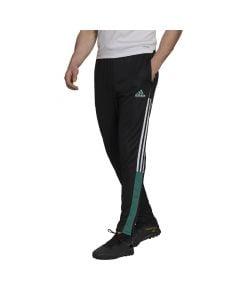 Shop adidas Performance Tiro Track Pants Mens Black Sub Green at Studio 88 Online