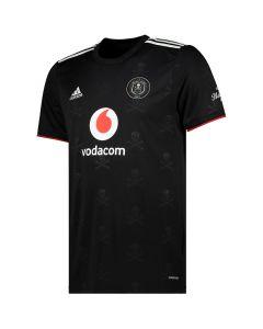 Shop adidas Performance Orlando Pirates F.C 2021/22 Home Kit Jersey Mens Black Black at Studio 88 Online