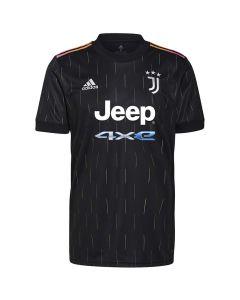 Shop adidas Performance Juventus 2021/22 Away Replica Jersey Black at Studio 88 Online