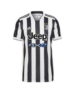 Shop adidas Performance Juventus 21/22 Home Replica Jersey White Black at Studio 88 Online