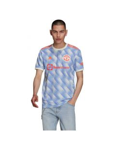 Shop adidas Performance Manchester United 21/22 Away Jersey Replica Jersey White at Studio 88 Online