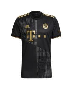 Shop adidas Performance FC Bayern 21/22 Away Replica Jersey Black at Studio 88 Online