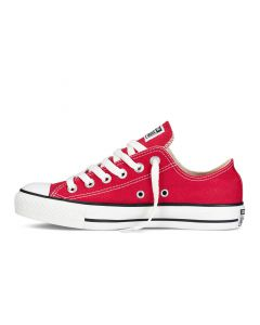 ALL88R-CONVERSE-ALL-STAR-CHUCK-TAYLOR-LO-CANVAS-MENS-RED-401050 V1