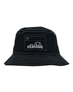 Shop ellesse IVO Bucket Hat Black at Studio 88 Online