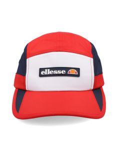 ELL1151W-ELLESSE-BENITO-CAP-WHITE-RED-NAVY-V1