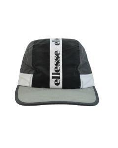 Shop ellesse Lamberto Cap Black Grey at Studio 88 Online
