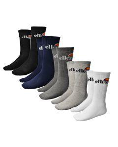Shop ellesse Crew Socks 5 Pack Multi Color at Studio 88 Online