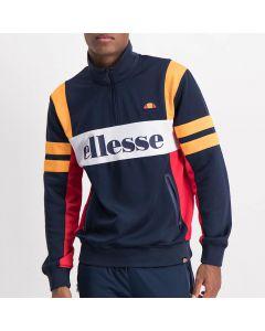 Shop ellese Colorblock Track Top Mens Dress Blue White Orange Red at Studio 88 Online
