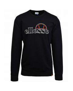 Shop ellesse Core ESS Embroidered Sweater Mens Black at Studio 88 Online