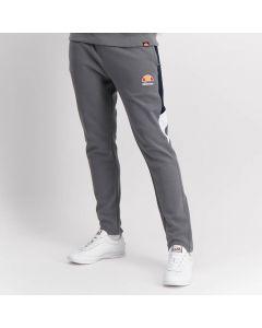 Shop ellesse Track Pants Mens Charcoal Dress Blue White at Studio 88 Online