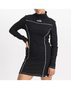 Shop ellesse Camilla Bodycon Dress Womens Black at Studio 88 Online