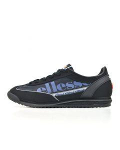 Shop ellesse Monza 2 Youth Sneaker Jet Black Grey Dress Blue at Studio 88 Online