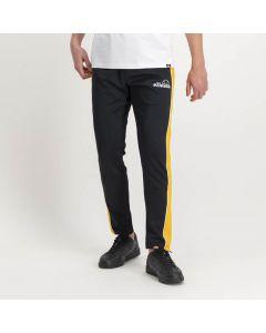 Shop ellesse Contrast Panel Track Pants Mens Black Yellow White at Studio 88 Online