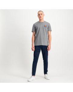 Shop ellesse Tape Track Pants Mens Dress Blue Red White at Studio 88 Online