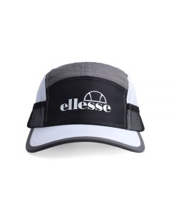 Shop ellesse Colourblock Mesh Cap Grey White Black at Studio 88 Online