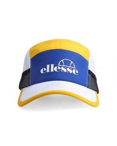Shop ellesse Colourblock Mesh Cap White Blue Yellow at Studio 88 Online