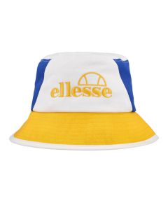 Shop ellesse Colourblock Bucket Hat Yellow at Studio 88 Online