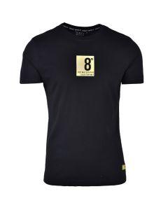 Shop Grey Wolf T-shirt Men Black at Studio 88 Online