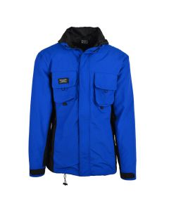 Shop Grey Wolf Utility Jacket Mens Imperial Blue at Studio 88 Online