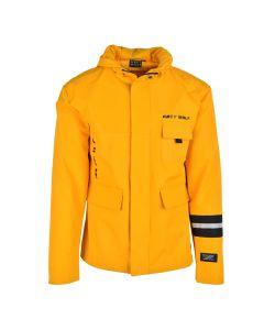 Shop Grey Wolf Reflective Outershell Jacket Mens Marmalade at Studio 88 Online
