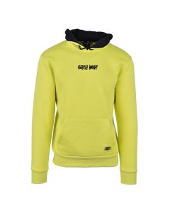 Shop Grey Wolf Take It Easy Hoodie Mens Canary Yellow at Studio 88 Online
